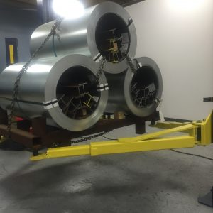 Car Lift Testing 2
