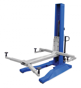 Single-Post Mobile Lift From Eagle Equipment