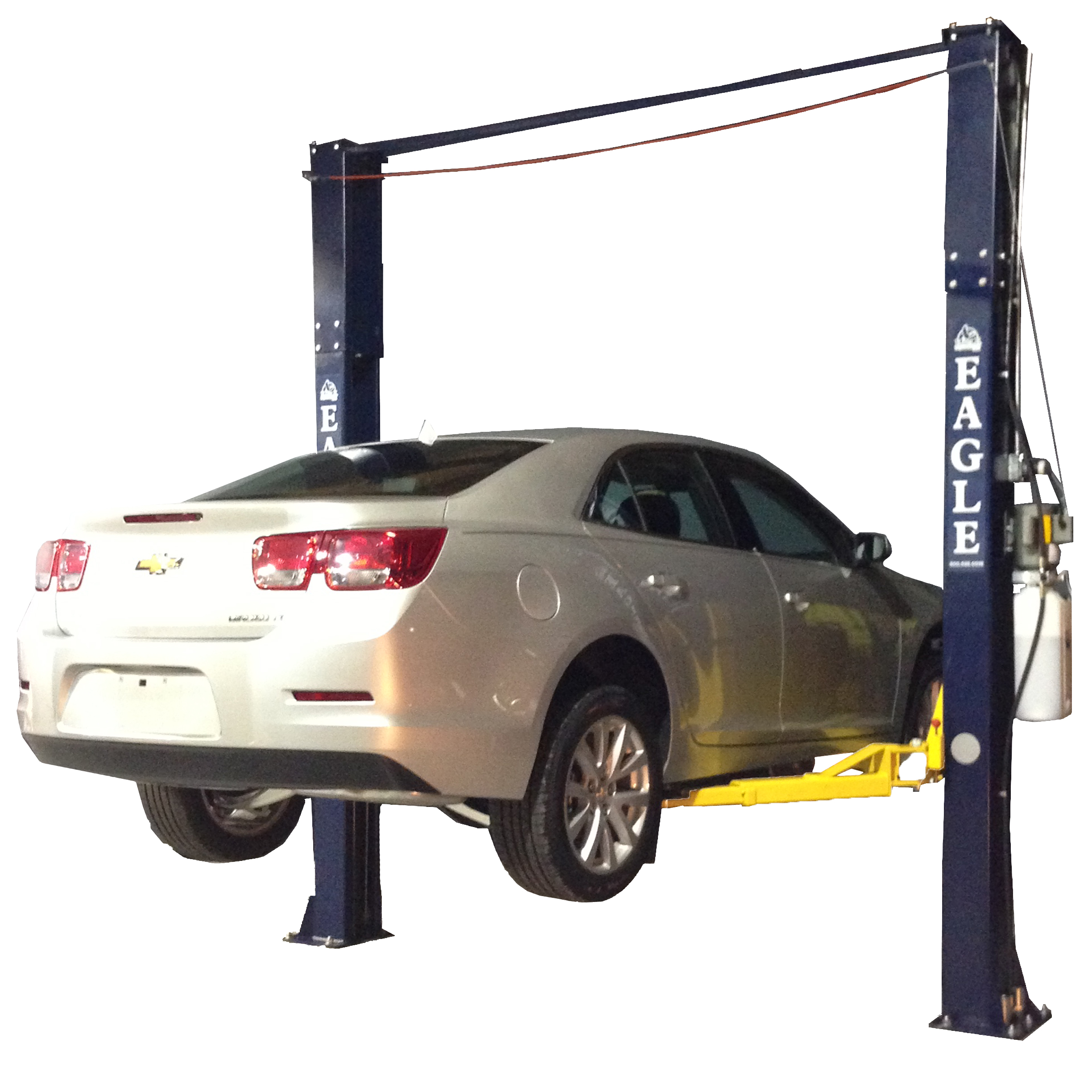 MTP-9A two-post car lift