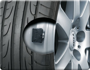 How To Change A Tire With A Tire Pressure Monitoring