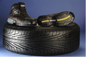 tires and shoes