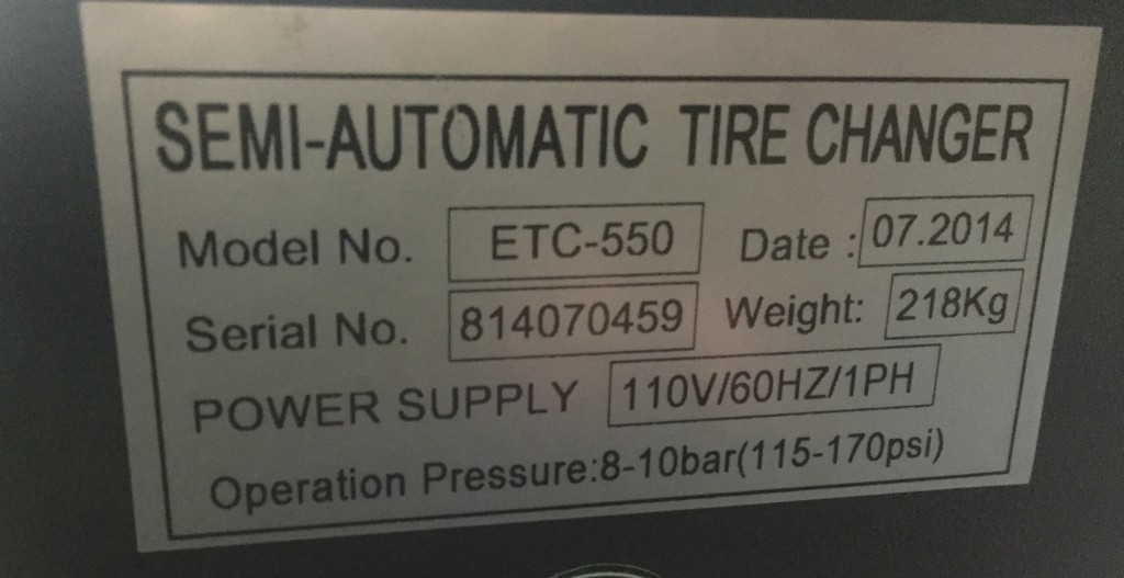 Eagle Tire Equipment