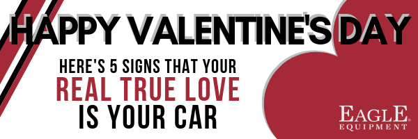 5 Signs Your In Love With Your Car