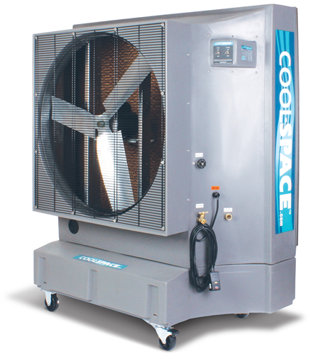 Cool Space Portable Evaporative Cooler 1 Speed Eagle