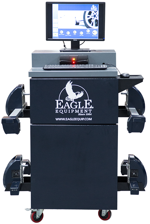 laser alignment machine