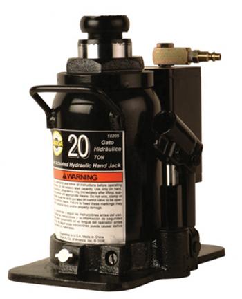 20-Ton Air Bottle Jack Jack: Eagle Equipment
