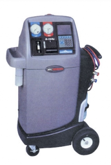 automotive ac service machine